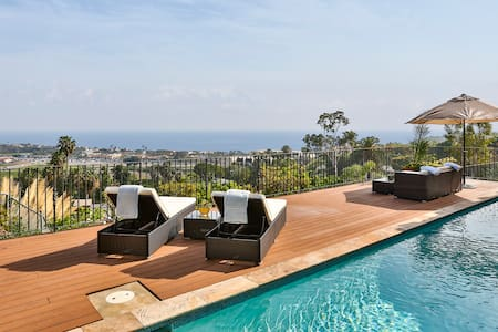 Coast View Sanctuary - Malibu - Ev