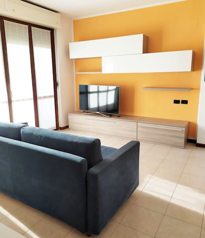 Monolocale con terrazzo