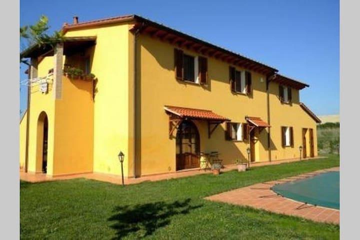 LUXURY PRIVATE VILLA - Orciano Pisano - Casa