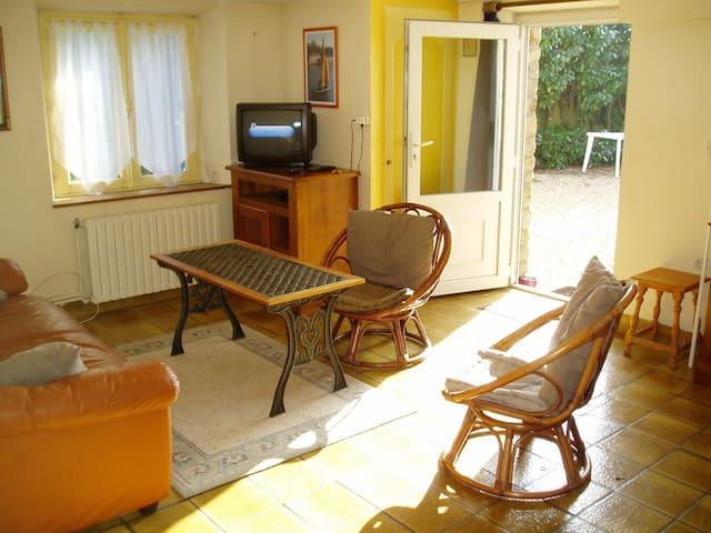 Appartement 2 pièces près Tohannic - Séné - Lägenhet