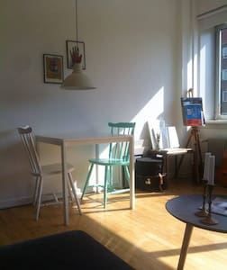 Small apartment with good location - København - Apartment
