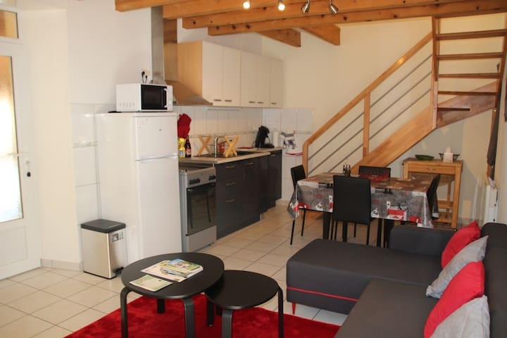 Charmante maison tout confort en Auvergne - Vic-le-Comte - Talo