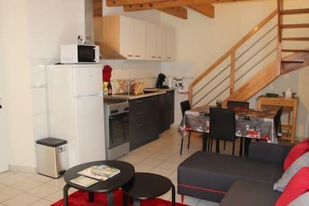 Charmante maison tout confort en Auvergne - Vic-le-Comte