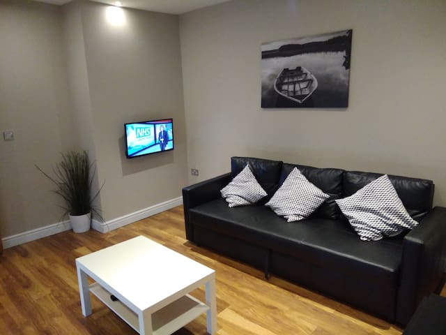 Nice One Bedroom Apart In Croydon