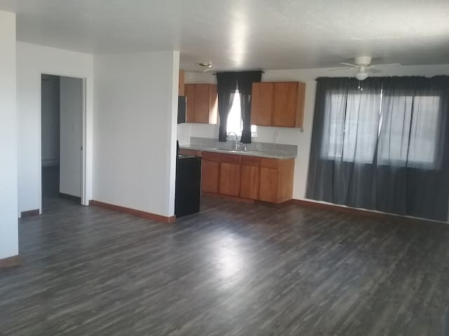 Walker Lake Apartments Unit One