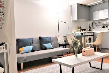 안산 중앙동 번화가  인근 편안하고 깨끗한  Green House !!