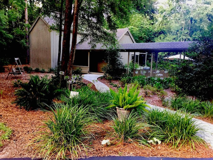 Gator Town Retreat in Haile Plantation