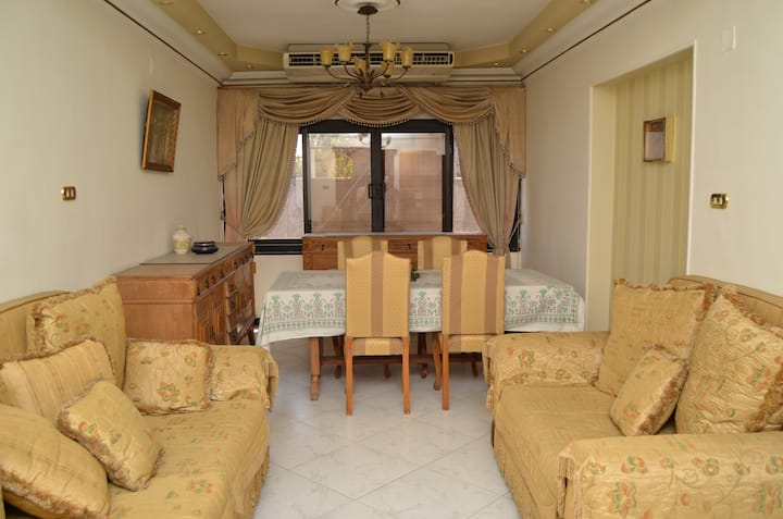 Beautiful Apartment in Maadi Cairo Egypt .