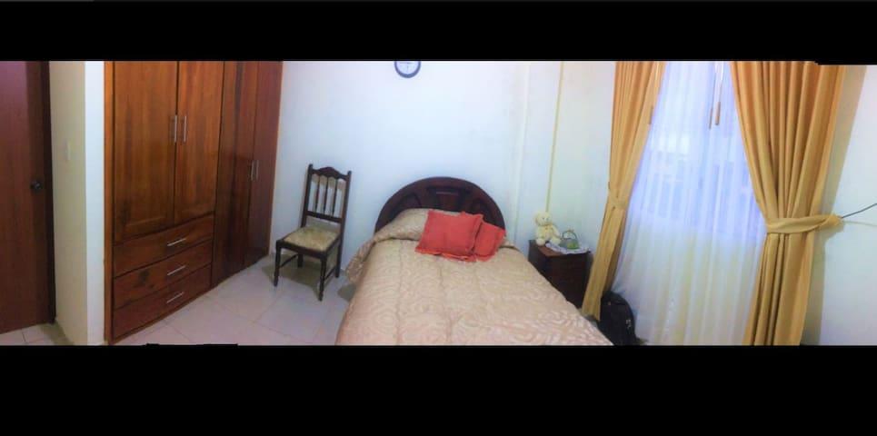 Habitación privada Santo Domingo - Santo Domingo