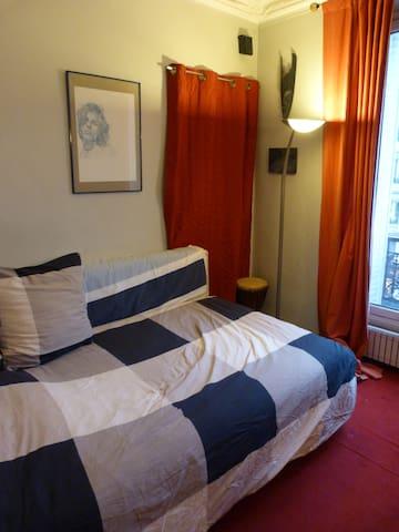 La Republique - París - Bed & Breakfast