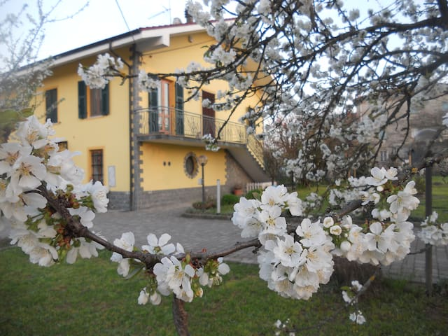 B & B Pervinca - Schierano - Bed & Breakfast