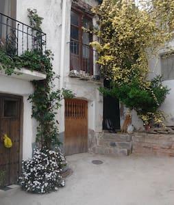 casa en  pueblo  tranquilo de sierra nevada - Mairena - Haus