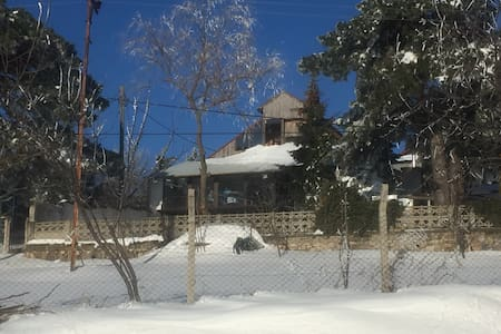 Great Mountain House at Uludag - Bursa - Villa