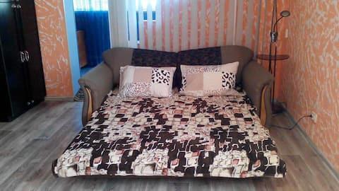 Сдаю СВОЮ квартиру + спальная лоджия возле моря