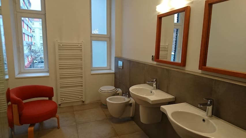 Comfortable apartment in the center of Katowice