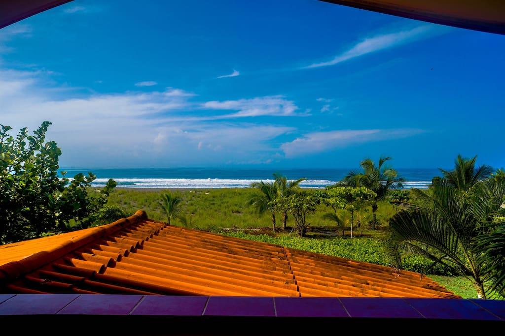 Vista a la Playa