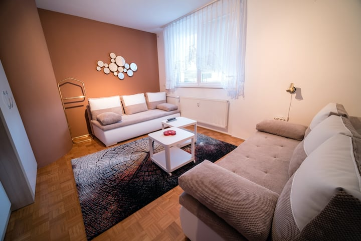 Cozy apartment for families and friends in Zrece