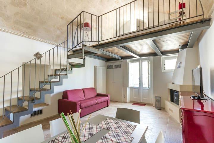 CasAmata Amaranto - Matera - Appartement