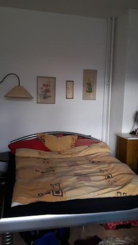 Helle, gemütliche 2 Zimmer Altbauwohnung - Itzehoe - Pis