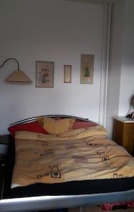 Helle, gemütliche 2 Zimmer Altbauwohnung - Itzehoe - アパート