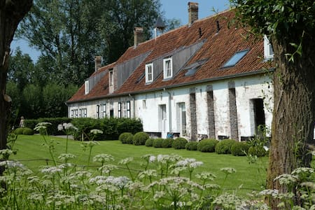 Landhouse in Damme next to Bruges - Damme - Haus