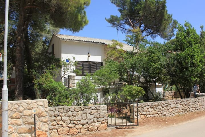 Two bedroom house with terrace Artatore (Lošinj) (K-7937)