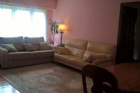 2 habitaciones dobles en San Sebastián , - Donostia - 公寓