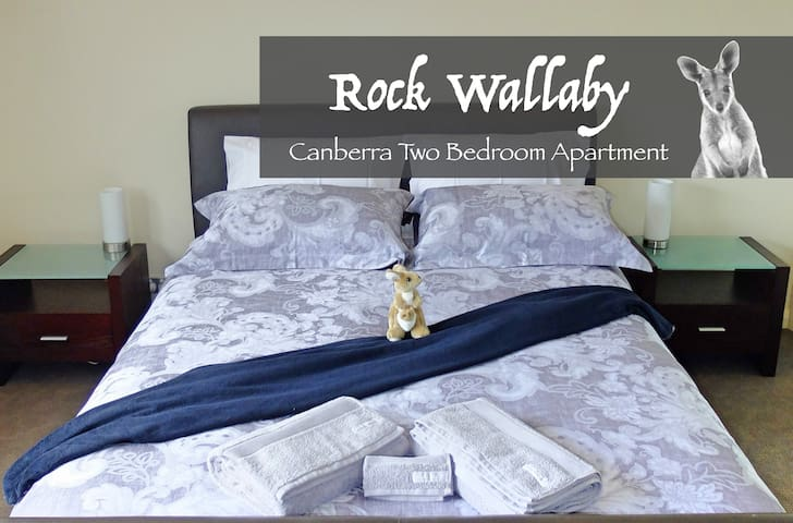 Rock Wallaby Two Bedroom Apartment