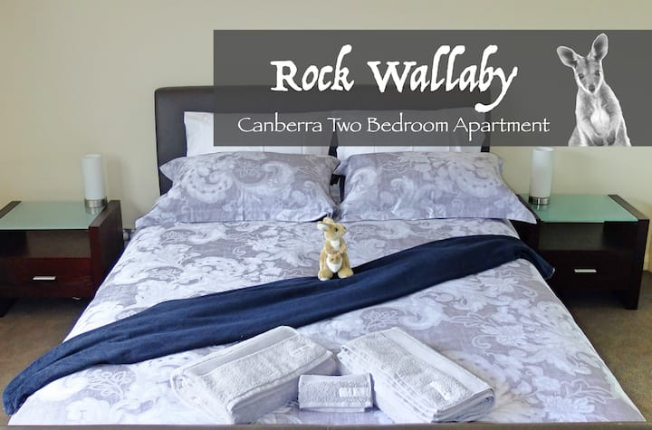 Rock Wallaby: 2 bedroom townhouse