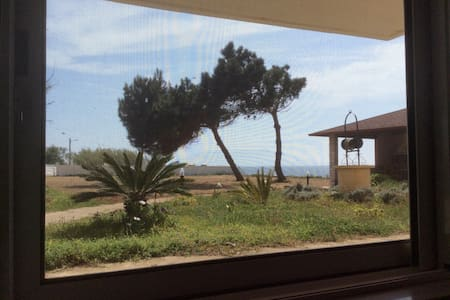 Apartment overlooking the Ionian(2)
