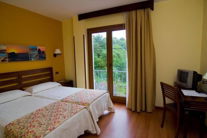 Habitación Doble 2 camas (twins) en Hotel
