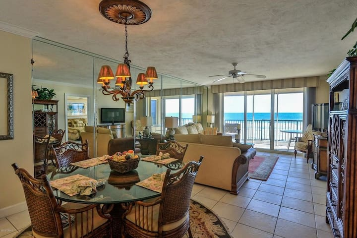 Direct Oceanfront in Daytona Area/Ponce Inlet