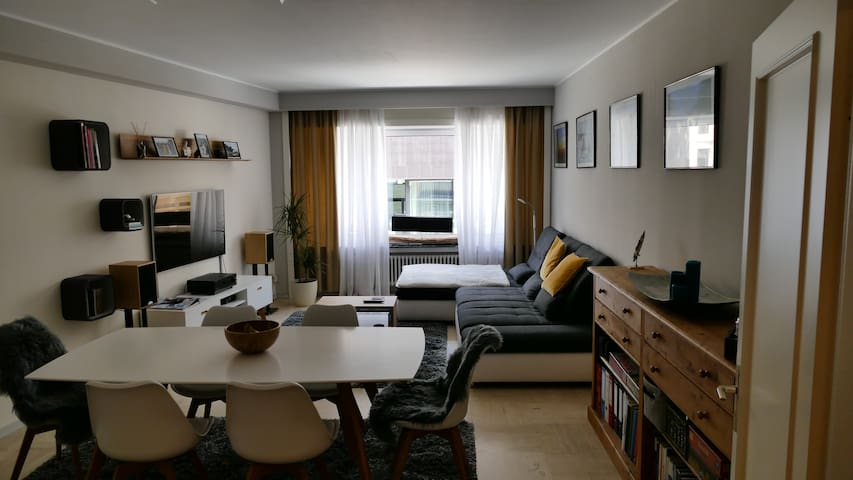 Cool flat in the City - Luxembourg