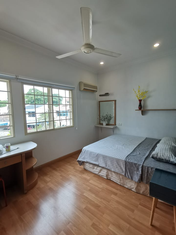 Beach  Vacation Villa Double Room 海边沙滩别墅