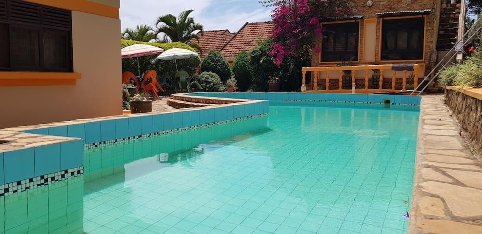 Keelan Ace Double Suite Villa Kampala