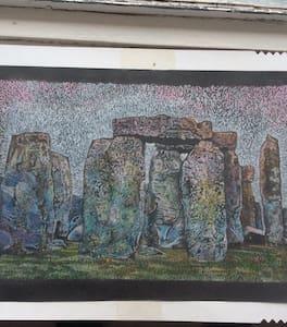 Room with a view near Stonehenge! - Salisbury