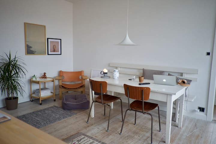 Unique designer apartment - Kopenhaga