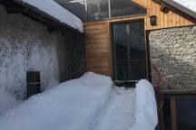 Entrée en hiver