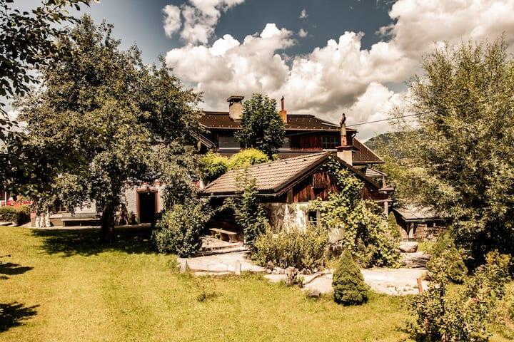 Haus Mooslehen, Abtenau, Sbg-Hallstatt 4-8Pers