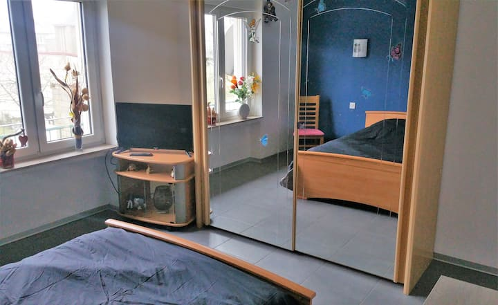 Chambre n° 2 à Aumetz