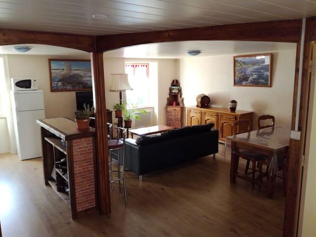 maison au calme - Job