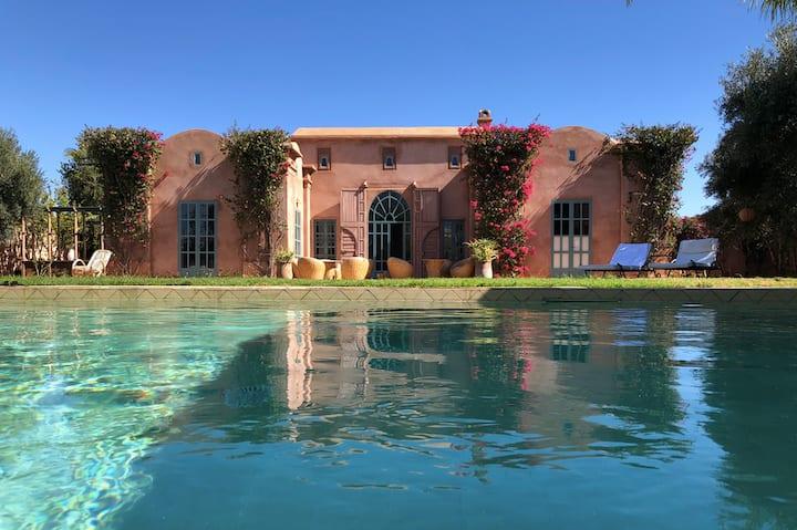 Villa des Roses - Luxe & Calme Route des Golfs