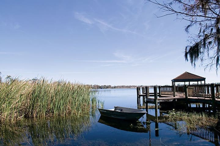 Lake Ceicil Dockl
