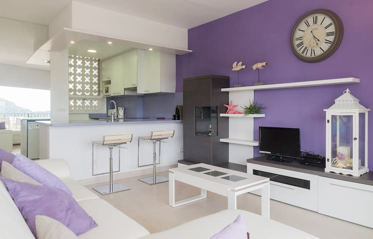 Amazing apartment in Aiguablava.