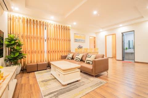 Little Ha Noi 3 -2br Appartement de luxe dans My Dinh plaza 2