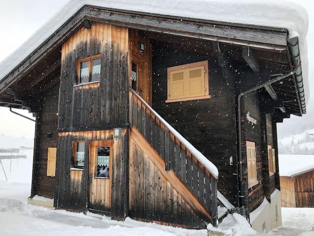 Gemütliche Wohnung im Langlauf- & Wanderparadies