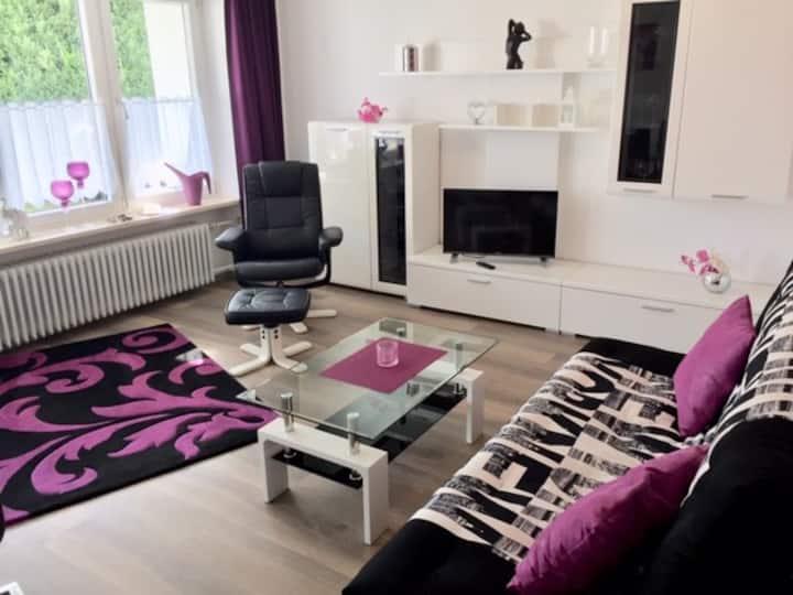 Exclusive 4-Zimmer-Wohnung ca. 85 qm