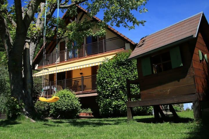 Chambres partagées ou belle maison