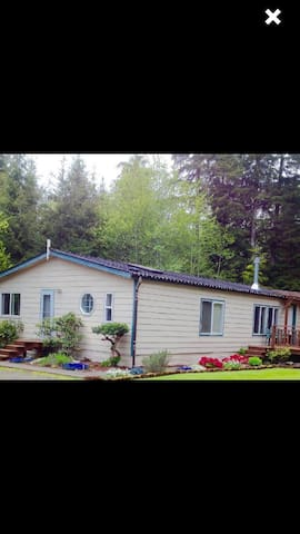 Guest House near Forks Beaches - Forks - Ház