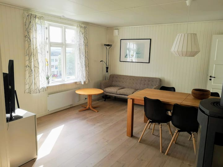 Apartment with a view in Ørsta city center